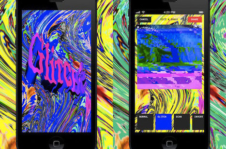 Glitché Lets You Datamosh and Make Glitch Animation On An ... | data glitching | Scoop.it