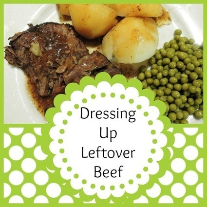2 Recipes for Dressing Up Leftover Beef from a 1922 Magazine | Homemaking | Scoop.it
