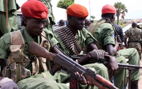 South Sudan's civil war restarts as hundreds die in 'relentless' fighting | Peace | Scoop.it