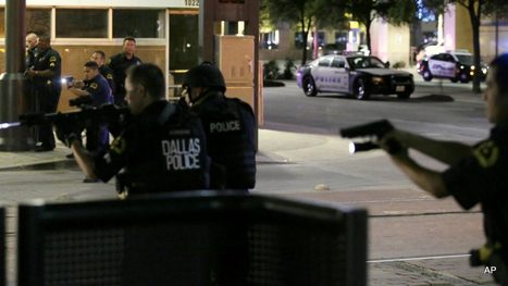 The Israelification of the American Domestic Police Departments | Liberty Revolution | Scoop.it