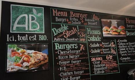 Quelle place pour le bio dans les restaurants? | Nouvelle consommation alimentaire | Scoop.it