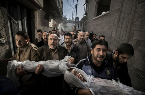 #photography Super-reality of Gaza funeral photo due to toning technique says contest winner | arte y cultra | Scoop.it