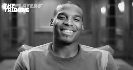 Cam Newton - In My Mind: Players' POV | Sports and Performance Psychology | Scoop.it