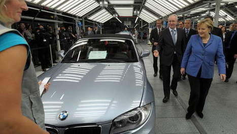 Un don de BMW indigne la gauche allemande | Mais n'importe quoi ! | Scoop.it