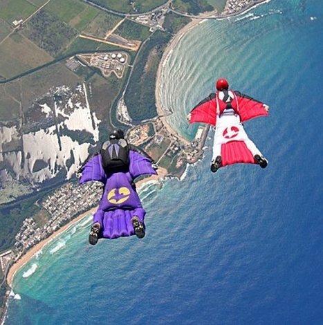"""Wingsuiting"": The Next Generation of Adrenaline   Wingsuiting   Scoop.it"