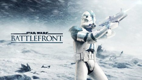 Star Wars : Battlefront présenté officiellement au public en avril ! - Geeks and Com' | And Geek for All | Scoop.it