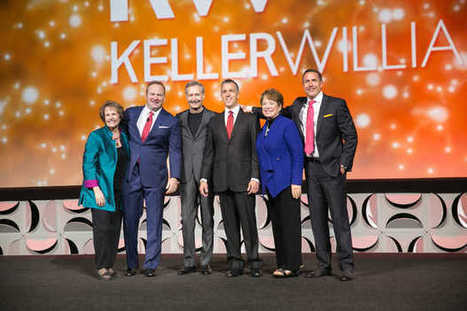 Keller Williams Now World's Largest Real Estate Franchise by Agent Count - under new management | Keller Williams Urbain | Scoop.it
