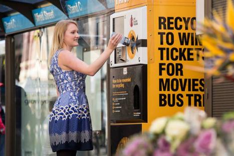 Coup de cœur : le recyclage de bouteilles en plastique récompensé par des ... - Magazine GoodPlanet | Economie circulaire | Scoop.it