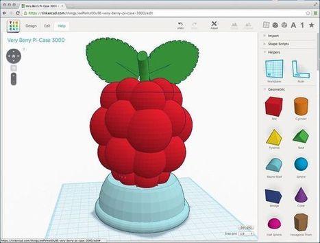 3D Printed Raspberry Pi Case   Raspberry Pi   Scoop.it