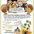 500+ FREE Thanksgiving Teaching Resources - TeachersPayTeachers.com | English Learning House | Scoop.it