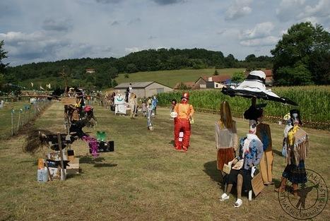 Le festival des épouvantails | Périgord Noir | Scoop.it
