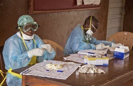 Spanish Ebola patient gets experimental drug | Sustain Our Earth | Scoop.it
