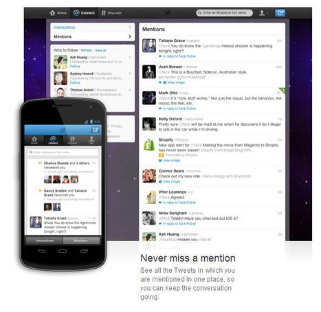 Twitter Blog: Let's Fly   Social Media C4   Scoop.it