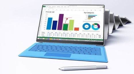 Microsoft Surface Pro 4 could almost entirely ditch bezels with 'Smart Frame' tech | TCA Wireless Blog | Technology | Scoop.it