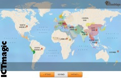 Clickable History and Time Map | Judaism, Jewish Teens, and Today's World | Scoop.it