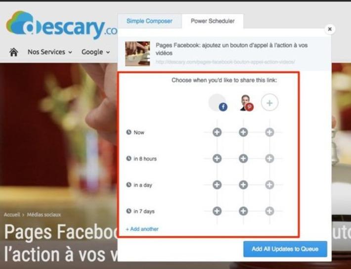 Pinterest: planifiez vos publications avec Buffer | TIC et TICE mais... en français | Scoop.it