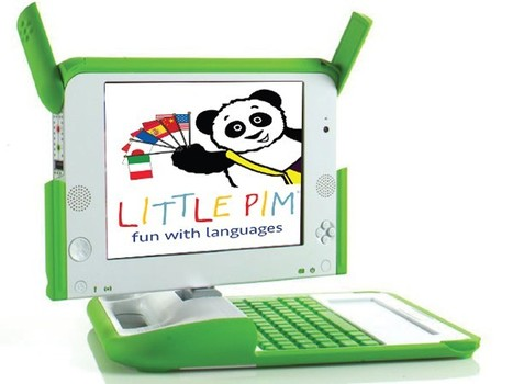 OLPC to bring Little Pim language teaching videos to XO laptop, underprivileged children | Kids-friendly technologies | Scoop.it