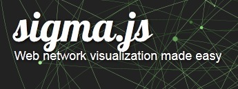 sigma.js | a lightweight JavaScript graph drawing library | Map@Print | Scoop.it