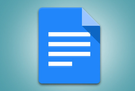 Google Docs: 3 incredibly useful tools for edits and revisions | 21st Century Literacy and Learning | Scoop.it
