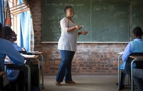Teachers learning tech so they can teach today's children | SA, NEWS ON HIGHER EDUCATION | Scoop.it