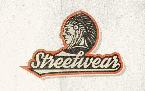 Streetwear (#Free #Font) | Julien Canepa Logotype, Typographie... | Scoop.it