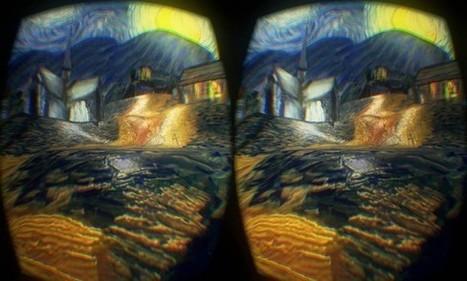Les outils numériques révèlent les traits de pinceaux et les secrets des oeuvres de Van Gogh   Littérature, arts et sciences   Scoop.it
