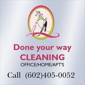 Done Your Way Cleaning Service | Janitorial Cleaners in Richmond VA | Done Your Way Cleaning Service | Scoop.it
