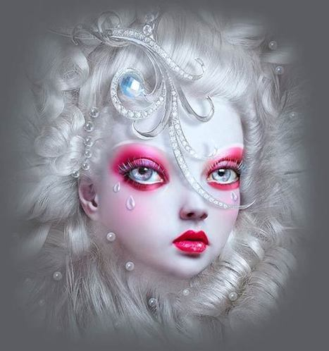 Ghostly winds – 14 illustrations by Natalie Shau | New World, New Society. | Scoop.it