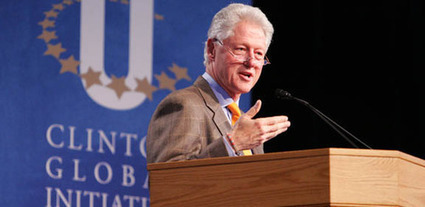Bill Clinton Supports Open Badges at Clinton Global Initiative America | TRENDS IN HIGHER EDUCATION | Scoop.it