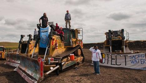 Etats-Unis: la bataille des Sioux du Dakota du Nord contre un oléoduc | Sociétés & Environnements | Scoop.it