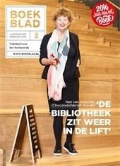 Nan van Schendel (Chocoladefabriek Gouda): 'Bibliotheek zit weer in de lift' - BOEKBLAD - Vaktijdschrift voor boekhandel, uitgeverij, auteurs en bibliotheek | trends in bibliotheken | Scoop.it