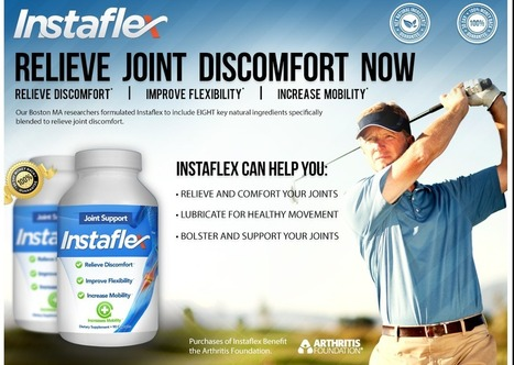 Instaflex Joint Support Review - GET FREE TRIAL SUPPLIES LIMITED!!! | Best Way For lubricating supplement | Scoop.it