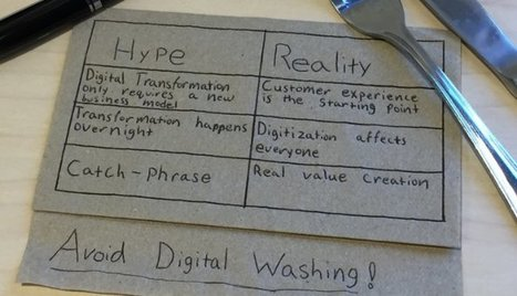 Digital Transformation: Separating Reality from the Hype - Pulse | It's a digital world | Scoop.it