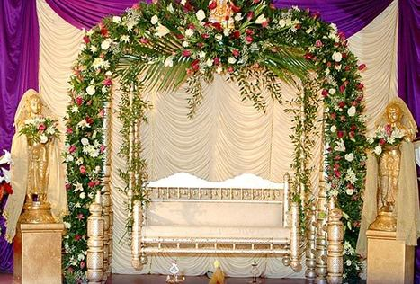 Flower Decoration in Bangalore,Events Manager,Wedding Flower Decorato | Business Information | Scoop.it