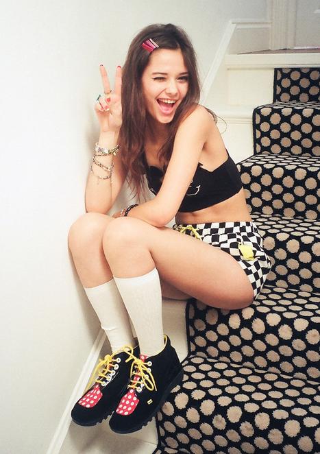 Anna Kupriienko | Fashion Models Fetish | Scoop.it