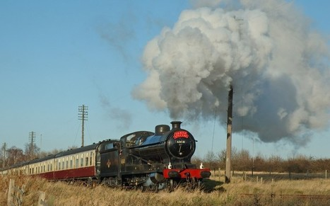 Coal crisis hits steam trains - Telegraph.co.uk | Swiss Tourist Spots | Scoop.it
