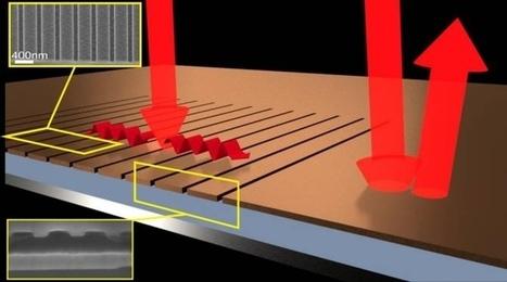 Hacia un abaratamiento espectacular de los dispositivos de visión nocturna — Noticias de la Ciencia y la Tecnología (Amazings®  / NCYT®) | Engineering news | Scoop.it