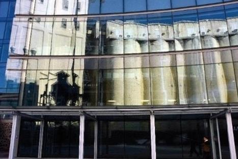 Au Cap, des silos transformés en musée d'art contemporain africain - libération | art move | Scoop.it