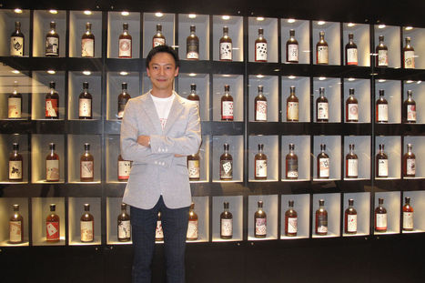 """My wine portfolio is not doing very well right now so I am diversifying into whisky"" 