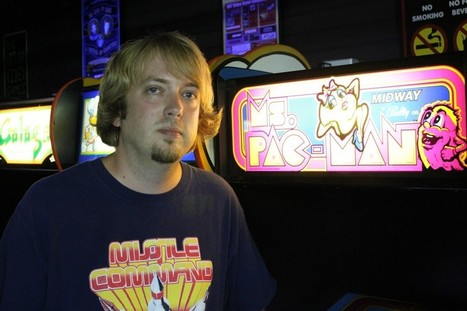 Joysticks, trackballs and the appeal of old-school video games - Washington Post | Pinball & Arcade Gaming | Scoop.it