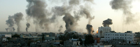 "Video: Palestinians cheer as Israeli ""skunk"" truck crashes into ravine   kombizz   Scoop.it"