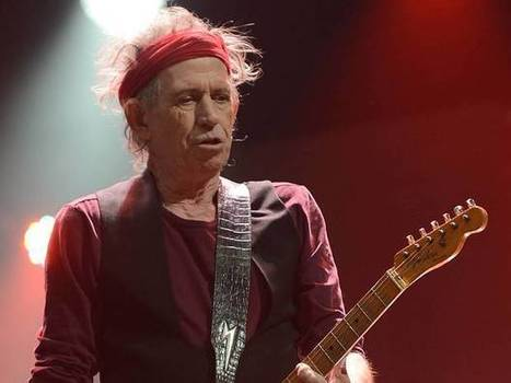 Rolling Stones guitarist Keith Richards, 71, still enjoys 'an early morning joint' for breakfast | Reeling in the Years | Scoop.it