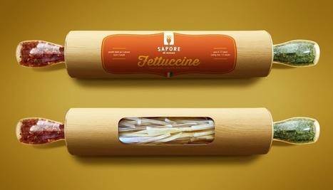 Roulement de tambour pour ce packaging de pâtes ! - Communication (Agro)alimentaire | Communication Agroalimentaire | Scoop.it