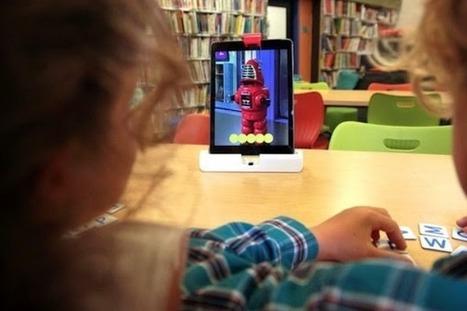 Osmo: pensamiento creativo e inteligencia social | iPad classroom | Scoop.it