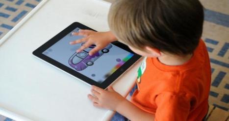 Discapacidad. Desarrollan una 'app' para para potenciar la atención visual en personas con autismo | Salud Visual 2.0 | Scoop.it