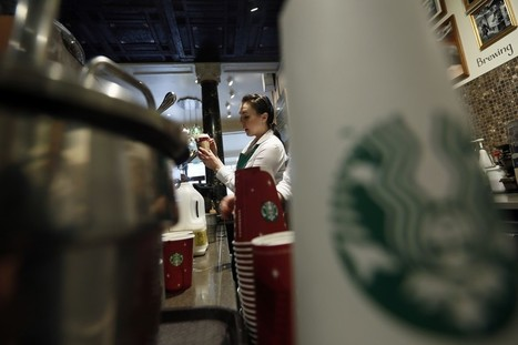 Starbucks the Benevolent? | INTRODUCTION TO THE SOCIAL SCIENCES DIGITAL TEXTBOOK(PSYCHOLOGY-ECONOMICS-SOCIOLOGY):MIKE BUSARELLO | Scoop.it