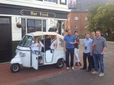 Petition Do you want Quirky Italian 3 Wheelers on Ipswich Waterfront | Calessino Parade - collectable Italian style on three wheels | Scoop.it