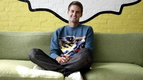 Snapchat, la start-up qui dit non aux milliards de Facebook | Creative Loft Technologies | Scoop.it