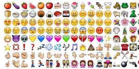 'People Don't Use Words Any More': A Teenager Tells Us How To Use Emojis ... - Business Insider | interlinc | Scoop.it