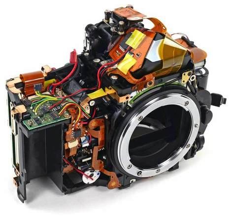 Nikon D600 teardown, by the iFixit staff | Antonio Galvez | Scoop.it